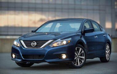 New Nissan Altima S 2015